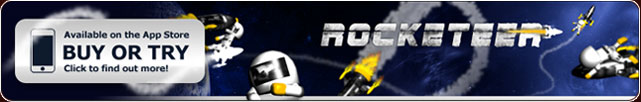 Rocketeer - iPad and iPhone